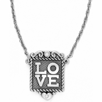 LOVE SHINES Love Shine Necklace