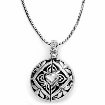Andalucia Locket Necklace