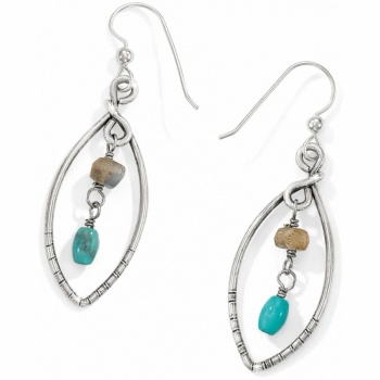 Art & Soul Azul French Wire Earrings