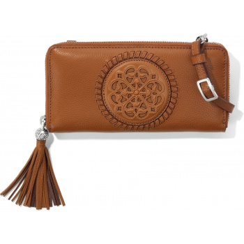 Ferrara Zip Around Wallet