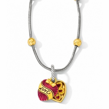 Candy Box Charm Necklace