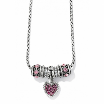 Scoop of Love Charm Necklace
