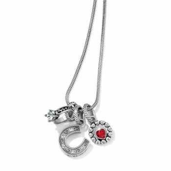 Lucky Girl Charm Necklace