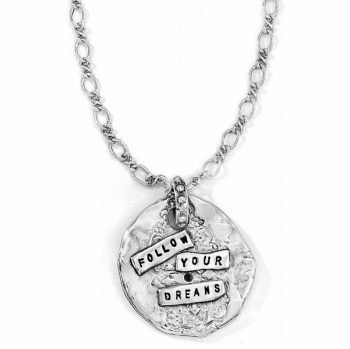 Love Quotes Dreams Necklace