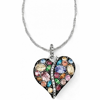Trust Your Journey Trust Your Journey Heart Necklace