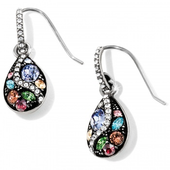 Trust Your Journey French Wire Earrings