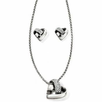Knotted Heart Gift Set
