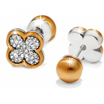 Massandra Reversible Flower Post Earrings