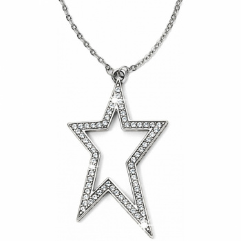 Starry Night Uber Star Long Necklace