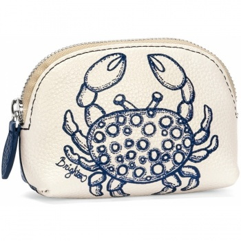 Seascape Crabby Mini Coin Purse