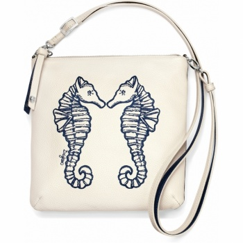 Seascape Sea Horse Mini Messenger