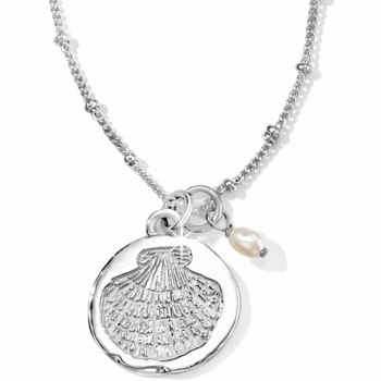Seascape Shell Petite Necklace