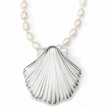 Seascape Pearl Necklace