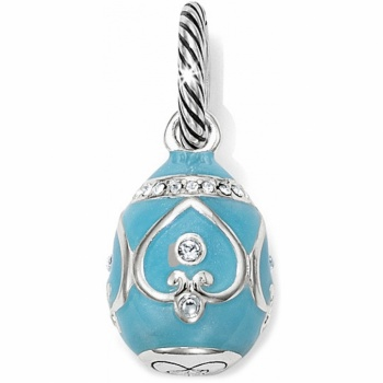 Brighton Treasures Imperial Easter Egg Charm
