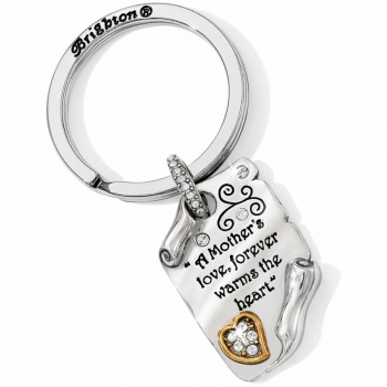 Heartfelt Mother Key Fob