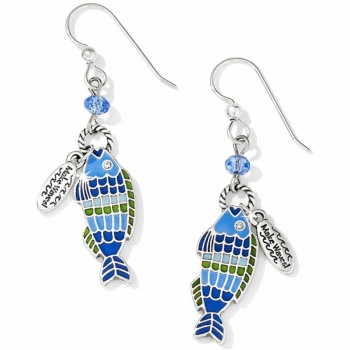 Sea Cove French Wire Earrings