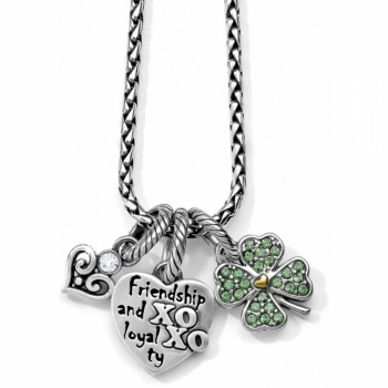 Friendship Charm Necklace