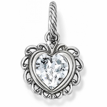 Remarkable Heart Charm