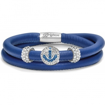 Anchor Woodstock Bracelet