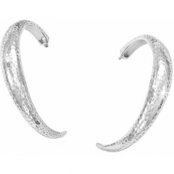 Bilbao Bilbao Large Hoop Earrings