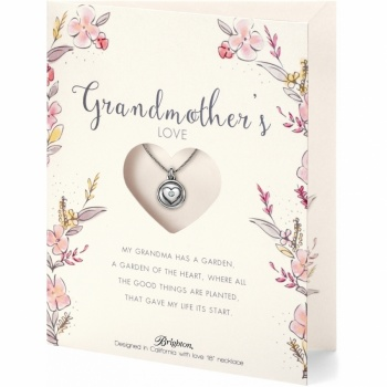 Family Love Grandmother Necklace