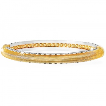 Primavera Hinged Bangle