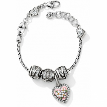 Bracelets Jewelry & Watches Mother Silver Charm Bracelet.
