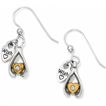 Wish Wish French Wire Earrings