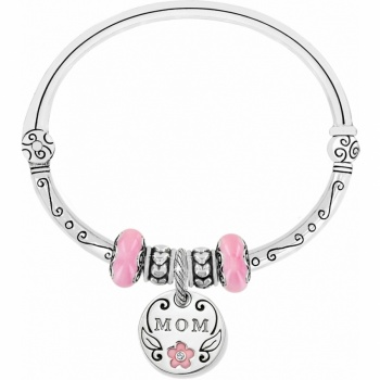 Mother's Love Charm Bangle