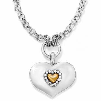 Marci Heart Necklace