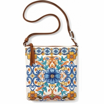Fiorella Fiorella Embroidered Pouch