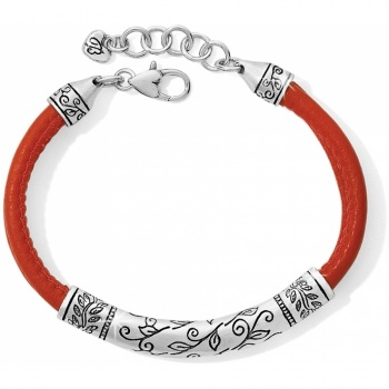 Glastonbury Leather Bracelet