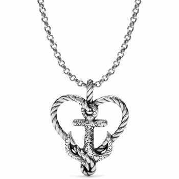 Anchored In Love Promo Necklace