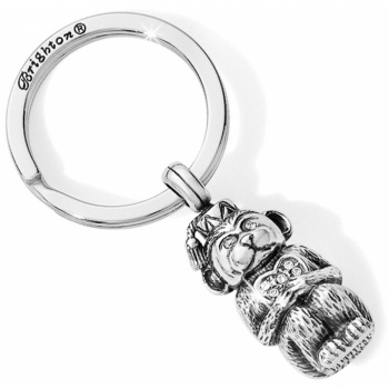 Monkeying Around Love Monkey Key Fob