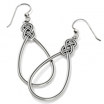 Interlok Interlok French Wire Earrings