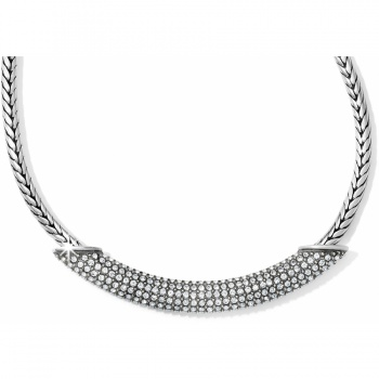 Meridian Blaze Collar Necklace