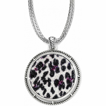 Crystal Rocks Crystal Rocks Leopard Convertible Necklace