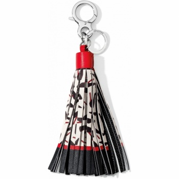Pump It Up Tassel Fob