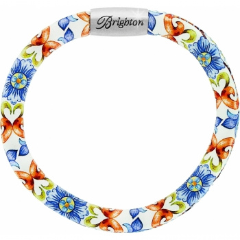 Woodstock Woodstock Fiorella Single Leather Bracelet