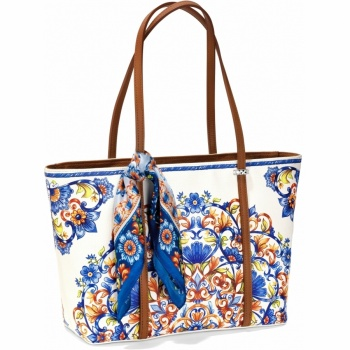 Bellina Scarf Tote