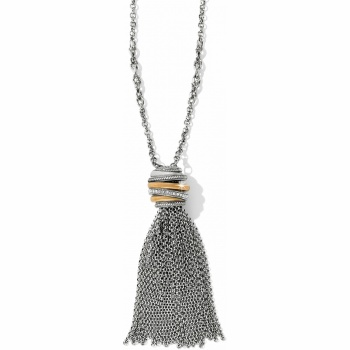 Neptune's Rings Tassel Necklace