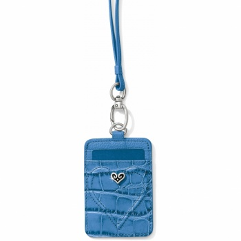 Brighton Wishes B Wishes Leather ID Holder
