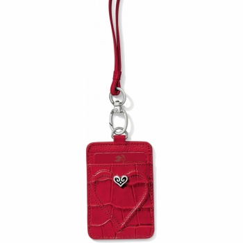 Power Of Pink Power Of Pink Leather ID Holder