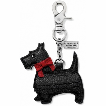 Buckingham Bling Scotty Luv Handbag Fob