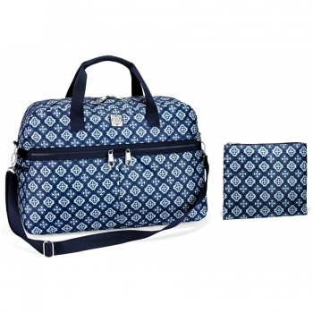 Live Love Travel Round Tripper Duffel