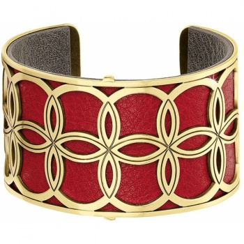 Christo NYC Wide Cuff Bracelet Set