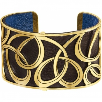 Christo Vienna Wide Cuff Bracelet Set