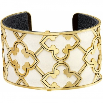 Christo Toledo Wide Cuff Bracelet Set