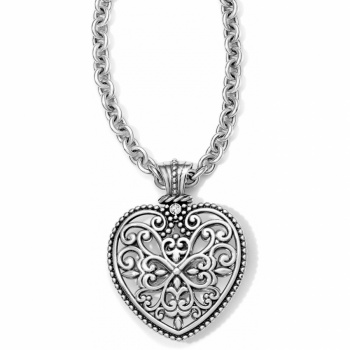 Florence Heart Necklace