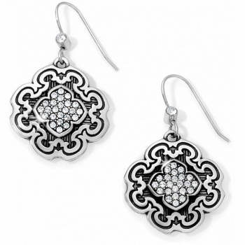 Arabesque No.1 French Wire Earrings